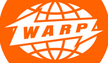 Logo for Warp Films Australia