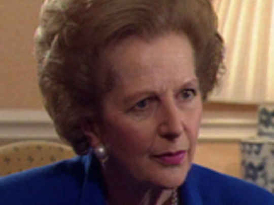 Thumbnail image for One Network News - Paul Holmes Meets Margaret Thatcher