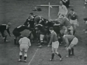 Image for British Isles vs New Zealand (fourth test, 1966)