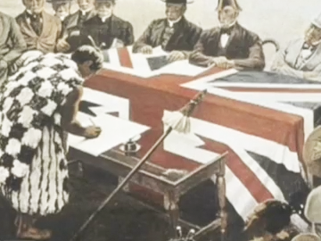 Image for The New Zealand Wars 1 - The War that Britain Lost (Episode One)