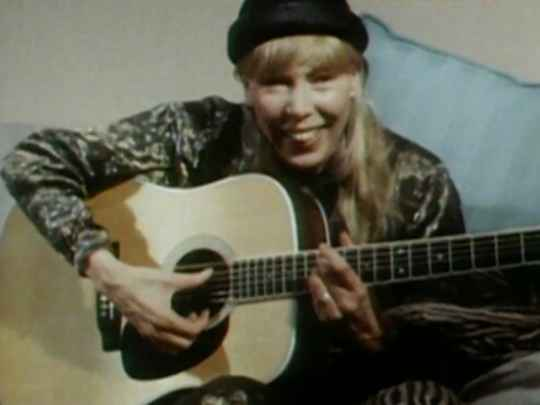 Thumbnail image for Radio with Pictures - Joni Mitchell