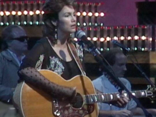 Thumbnail image for Emmylou Harris and The Hot Band