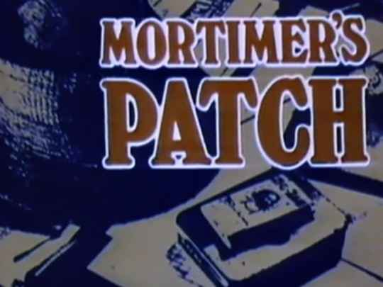 Thumbnail image for Mortimer's Patch