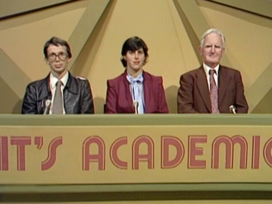 Hero image for It's Academic - 1983 Regional Final
