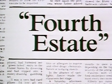 Image for Fourth Estate
