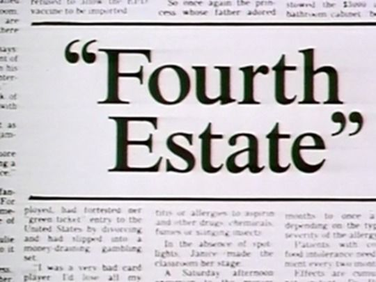 Thumbnail image for Fourth Estate