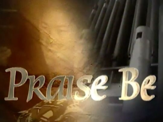 Thumbnail image for Praise Be