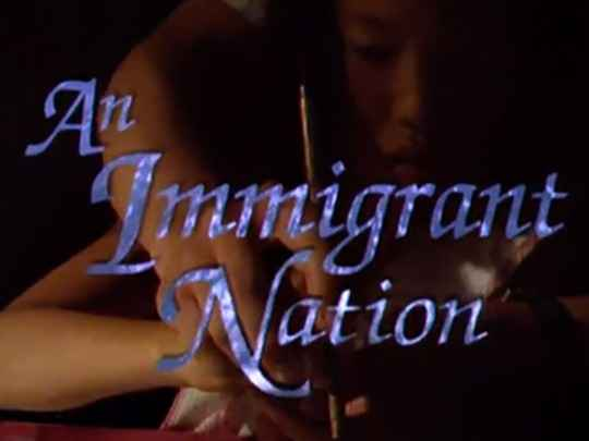 Thumbnail image for An Immigrant Nation