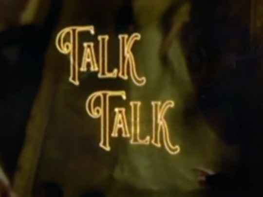 Thumbnail image for Talk Talk