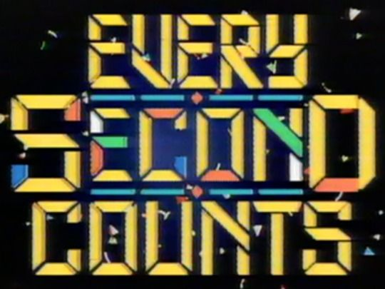 Thumbnail image for Every Second Counts