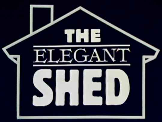 Thumbnail image for The Elegant Shed