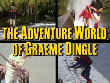Image for The Adventure World of Graeme Dingle