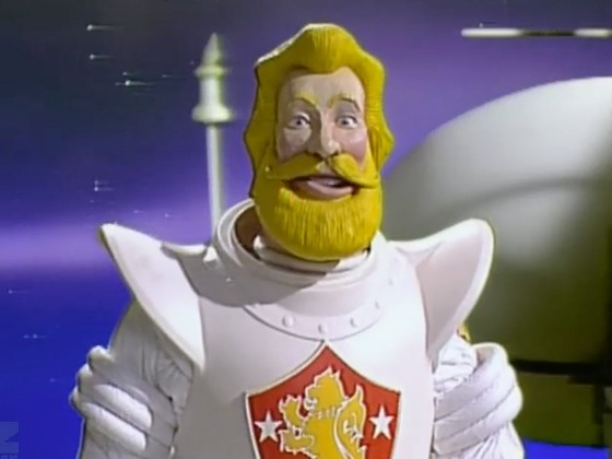 Hero image for Space Knights - The Golden Knight (First Episode)