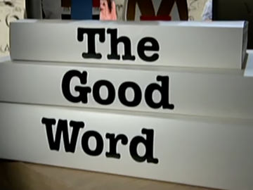 Image for The Good Word