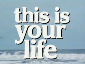 Image for This is Your Life
