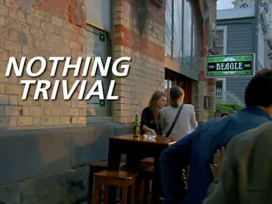 Thumbnail image for Nothing Trivial