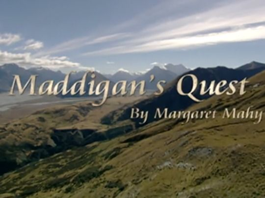 Thumbnail image for Maddigan's Quest