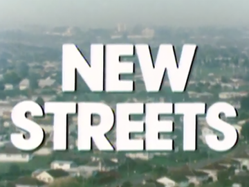 Image for New Streets