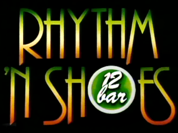 Image for 12 Bar Rhythm 'n Shoes