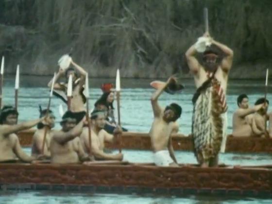 Hero image for Tāhere Tikitiki - The Making of a Māori Canoe