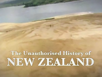 Image for The Unauthorised History of New Zealand