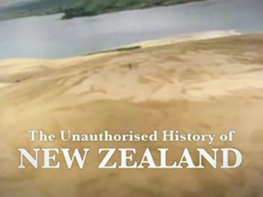Thumbnail image for The Unauthorised History of New Zealand