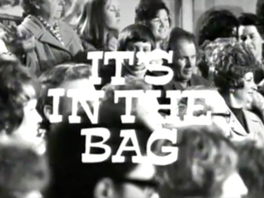 Thumbnail image for It's in the Bag