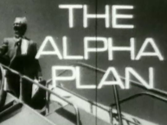 Thumbnail image for The Alpha Plan