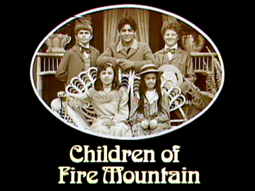 Image for Children of Fire Mountain