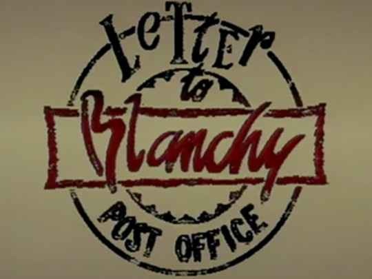 Thumbnail image for Letter to Blanchy