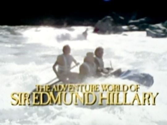 Thumbnail image for The Adventure World of Sir Edmund Hillary