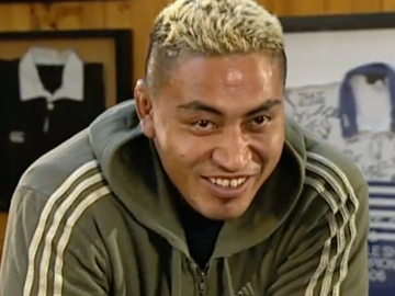 Image for All Blacks Profiles - Jerry Collins