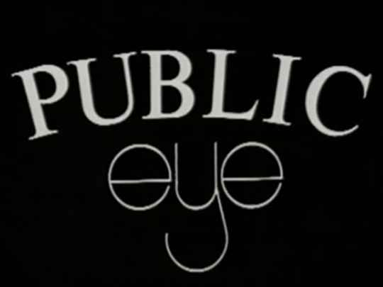 Thumbnail image for Public Eye