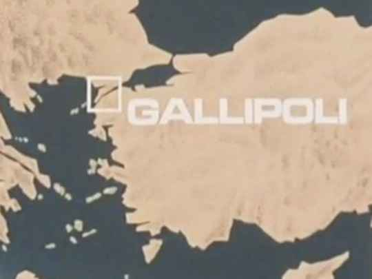 Thumbnail image for Gallipoli: The New Zealand Story