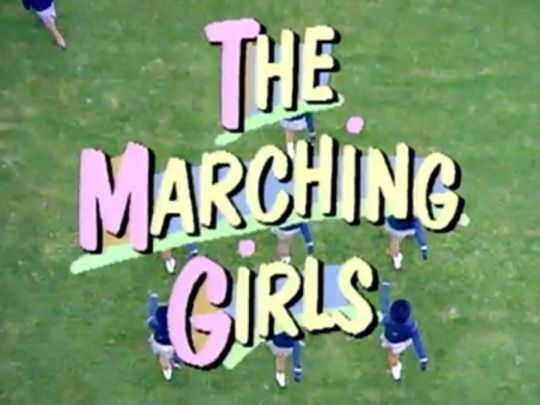 Thumbnail image for The Marching Girls