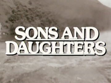 Image for Sons and Daughters