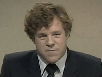 Image for 6.30PM News - Grahame Thorne's Perm