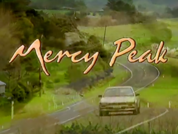 Image for Mercy Peak