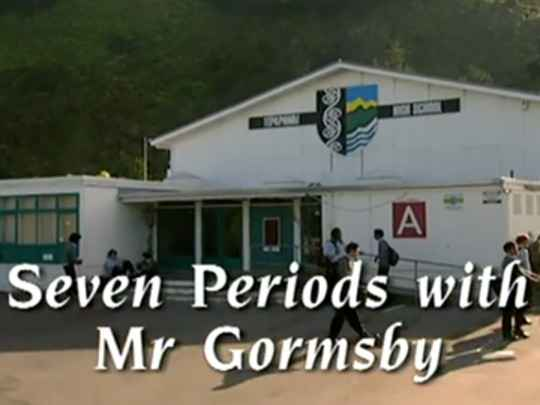 Thumbnail image for Seven Periods with Mr Gormsby