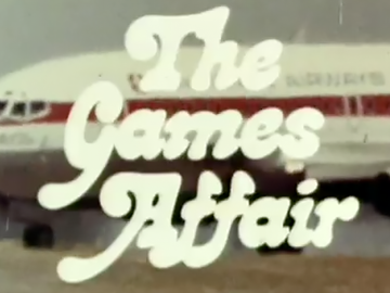 Image for The Games Affair