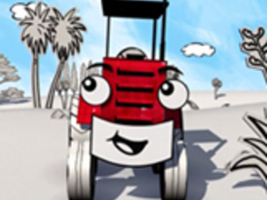 Thumbnail image for The Adventures of Massey Ferguson - Lost Ring (Series One, Episode One)