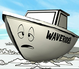 Image for The Adventures of Massey Ferguson - Stranded Boat (Series One, Episode Five)