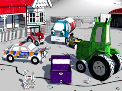 Hero image for The Adventures of Massey Ferguson - Missing Sheep (Series One, Episode 10)