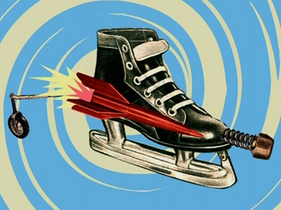 Hero image for Let's Get Inventin' - Rocket Skates