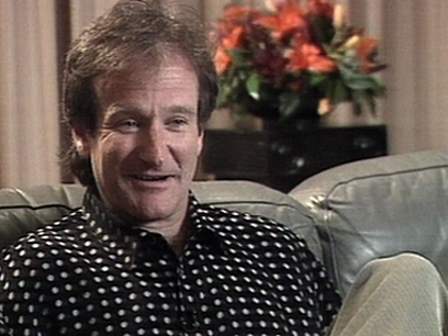 Hero image for Holmes - Robin Williams