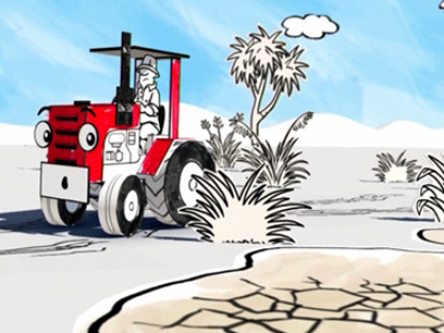 Hero image for The Adventures of Massey Ferguson - Big Dry (Series One, Episode Seven)