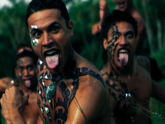 Image for Māori Boy