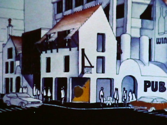 Hero image for Four Shorts on Architecture