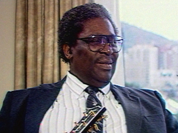 Image for CV - Robert Rakete interviews BB King