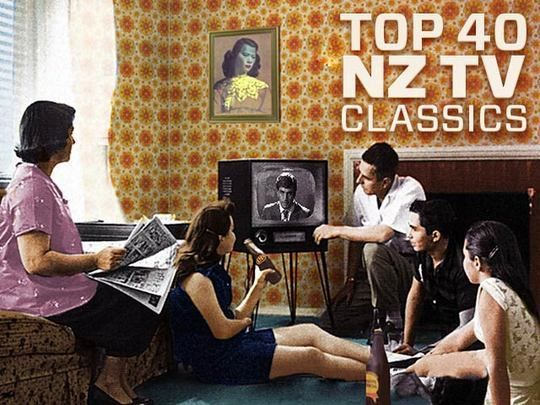 Collection image for Top 40 NZ TV Classics